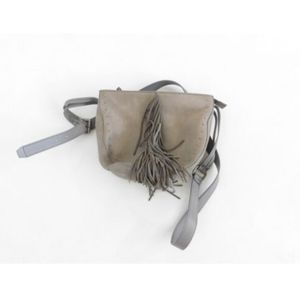 Lucky Brand 100% Cowhide Leather Crossbody Bag